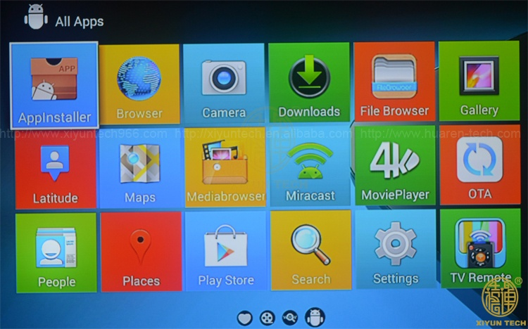 How Many Apps in Smart TV Set Top Box? -Android Smart TV Box