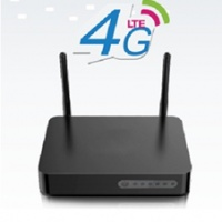 4G LTE Android TV Box With SIM Card Slot and Zigbee